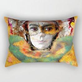 frida kala Rectangular Pillow