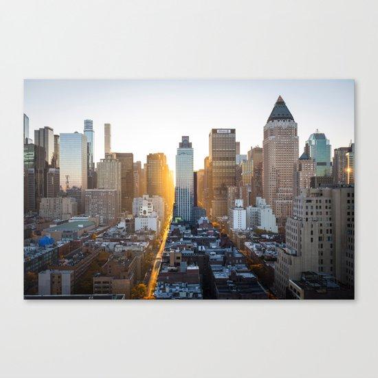 Beautiful NYC Canvas Print