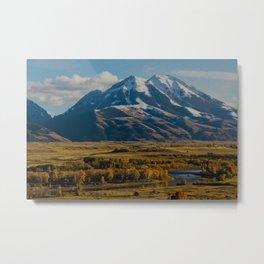 Emigrant Peak, No. 2 Metal Print