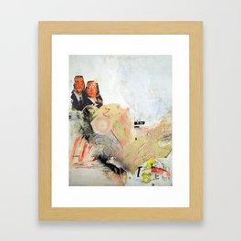 TRIPTYCH (I); Framed Art Print