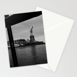 Lady Liberty Stationery Cards