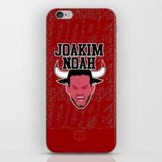 Joakim Noah iPhone & iPod Skin