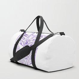 Decepticon Tech Purple Duffle Bag