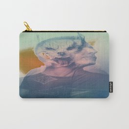 laptop sleeve wolfman Carry-All Pouch