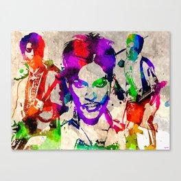 Prince vs Prince Canvas Print