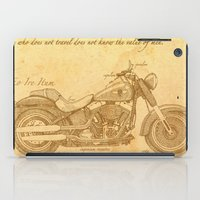 notebook iPad Cases featuring Travel Plan by Megs stuff...
