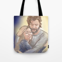 A Way Out of the Dark Tote Bag