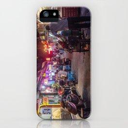 Shanghai Streets iPhone Case