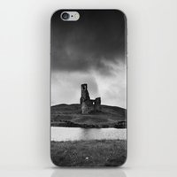 scotland iPhone & iPod Skins featuring SCOTLAND, CASTLE by Carlos Sanchez