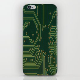 PCP Board iPhone Skin