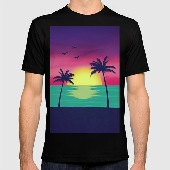 Palm Trees by diron