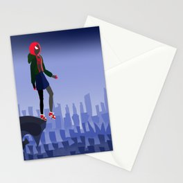 Miles Morales Stationery Cards