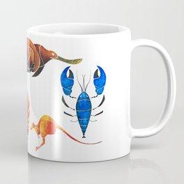 Australian animals 2 Coffee Mug
