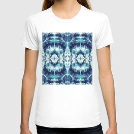 Celestial Nouveau Tie-Dye T-shirt