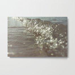 Big Splash 01 Metal Print