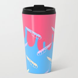 Is not easy the seifuku life. Travel Mug