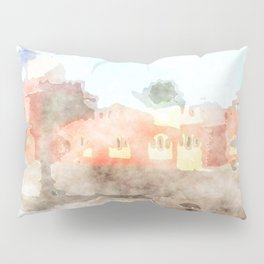 watercolor impressions - Egypt 05 Pillow Sham