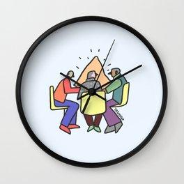 sharing Wall Clock