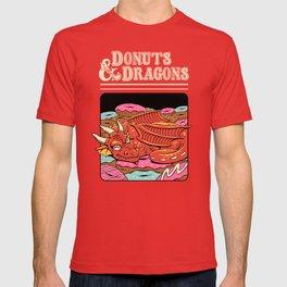 Donuts and Dragons T-shirt