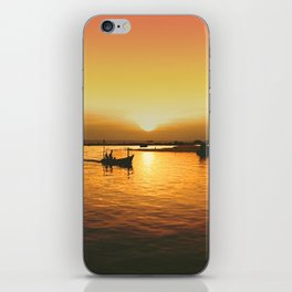 Sunset Haven iPhone Skin
