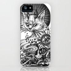 Satan cat Slim Case iPhone (5, 5s)