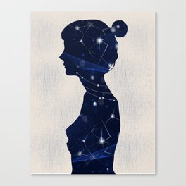 The Universe Canvas Print