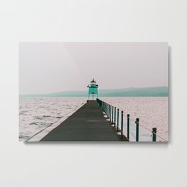 Far Out Metal Print