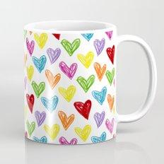 Hearts Parade Mug