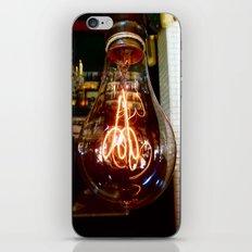 LIGHTbulb iPhone & iPod Skin