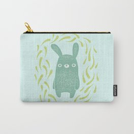 Funny bunny Carry-All Pouch