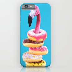 Famished Flamingo  Slim Case iPhone 6