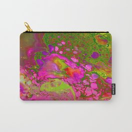 Pink Acid Carry-All Pouch
