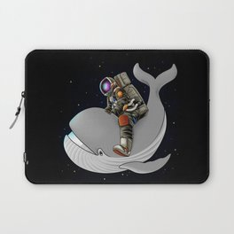 Above and beyond outer space Laptop Sleeve