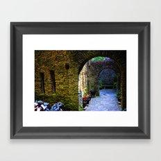 Loveland Arches Framed Art Print
