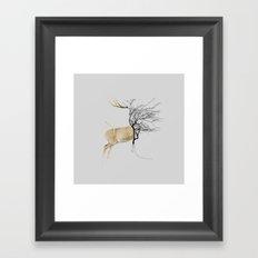 rebus Framed Art Print