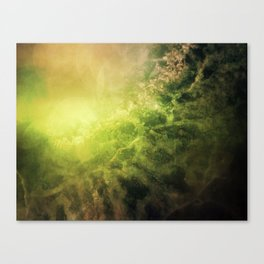SUNRISE IN LOST SPACE Canvas Print