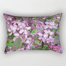 Profusion Crabapple 3 Rectangular Pillow