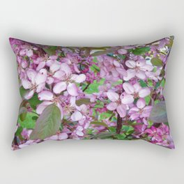 Profusion Crabapple 3 Rectangular Pillow