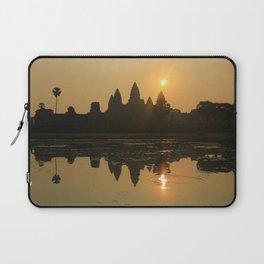 Angkor Wat Temple sunrise Laptop Sleeve