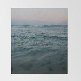 Ocean Traveler Throw Blanket