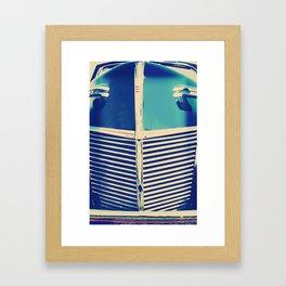 Classic Grill Framed Art Print