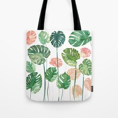 TROPICAL CREATION Tote Bag