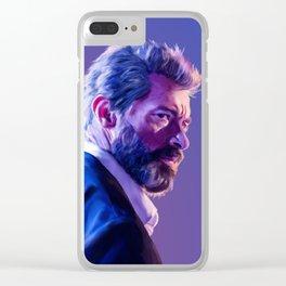 logan howlett Clear iPhone Case