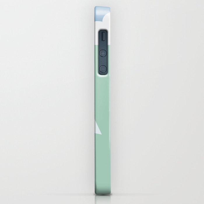 Regatta pastel iPhone Case