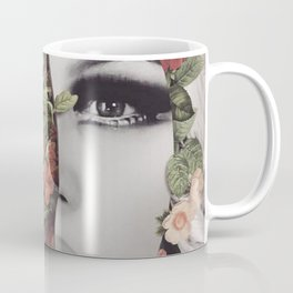 The Mind Is A Garden Coffee Mug