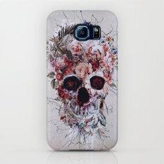 Floral Skull RPE Slim Case Galaxy S6