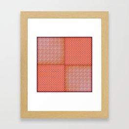 Char Framed Art Print