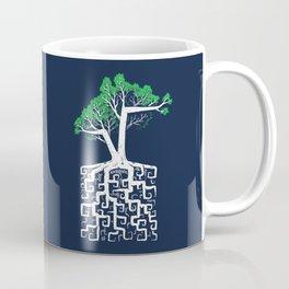 Square Root Coffee Mug