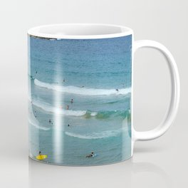 Surfs Up, Bondi Coffee Mug