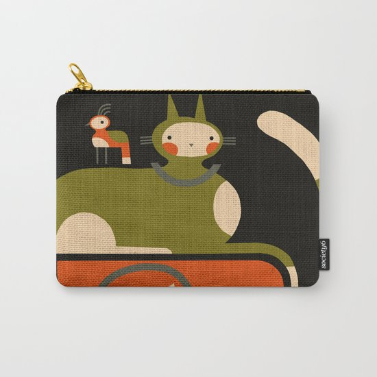 TAIL HUG Carry-All Pouch